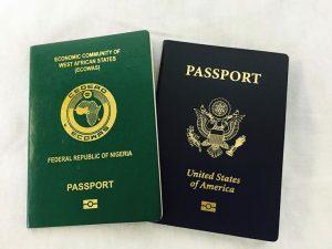 how do i renew my nigerian passport in the us