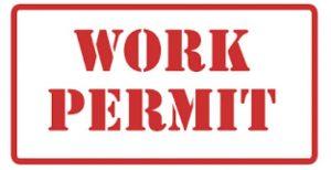 temporary work permit in nigeria